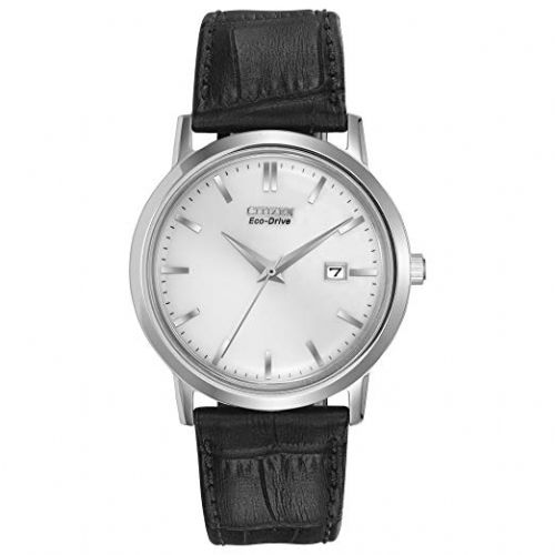 BM7190-05A Citizen Watch Stainless Steel Eco-Drive Mens Strap